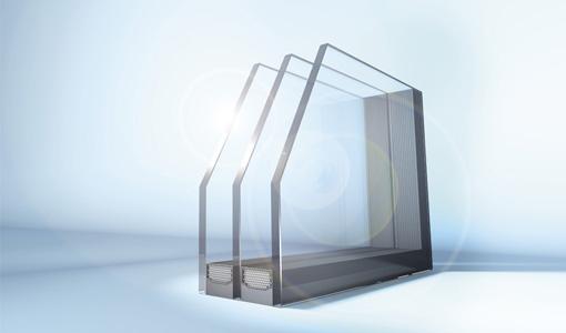 Fenêtre double ou triple vitrage
