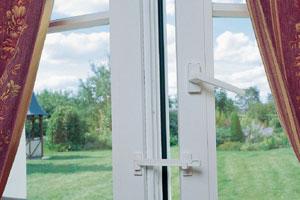 Entrebâilleur fenêtre