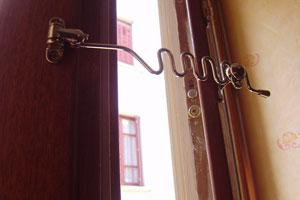 Installer un entrebâilleur de fenêtre