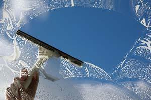 Nettoyer une fenêtre PVC 1